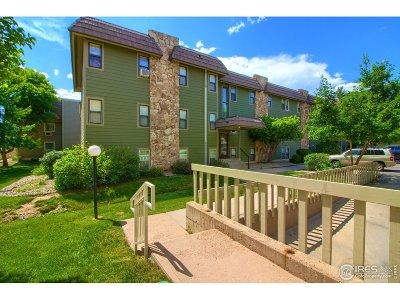 Boulder Condo/Townhouse For Sale: 3315 Chisholm Trl #302