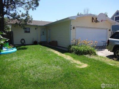 Fort Morgan Single Family Home Active-Backup: 516 Dahlia St