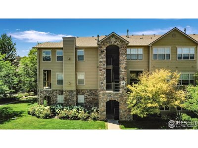Fort Collins Condo/Townhouse For Sale: 5620 Fossil Creek Pkwy #4301