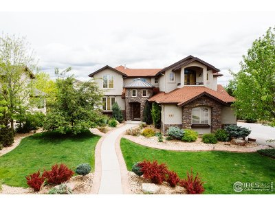 Fort Collins Single Family Home For Sale: 6587 Rookery Rd