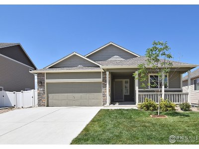 Berthoud Single Family Home For Sale: 1618 Stilt St