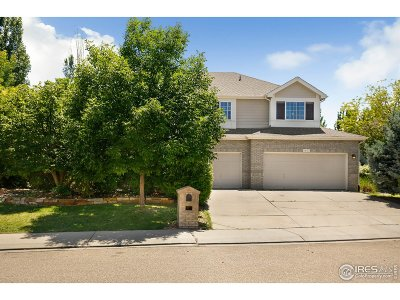 Longmont Single Family Home For Sale: 1307 Reserve Dr