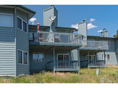 Estes Park Condo/Townhouse For Sale: 1861 Raven Ave #2