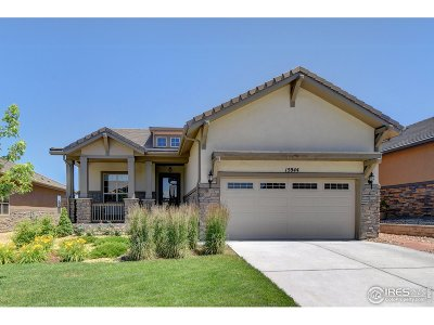 Broomfield Single Family Home For Sale: 15944 Wild Horse Dr