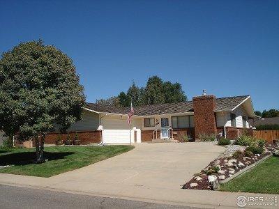 Longmont Single Family Home For Sale: 466 Golden Ln