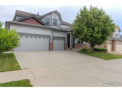 Mead Single Family Home For Sale: 16920 Hughes Dr