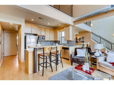 Boulder Condo/Townhouse For Sale: 4645 Broadway St #B1
