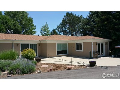 Longmont Single Family Home For Sale: 7390 Ute Hwy