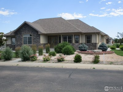 Eaton Single Family Home For Sale: 1613 Carriage Dr