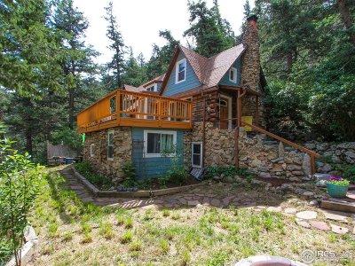 Boulder Single Family Home For Sale: 35642 Boulder Canyon Dr