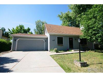 Loveland Single Family Home For Sale: 2844 Snowberry Pl
