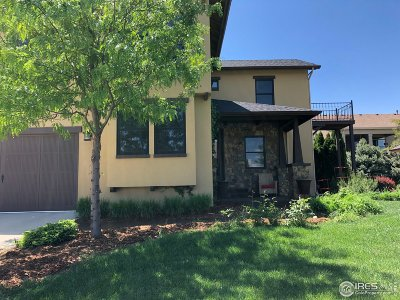 Single Family Home For Sale: 7510 Poudre River Rd