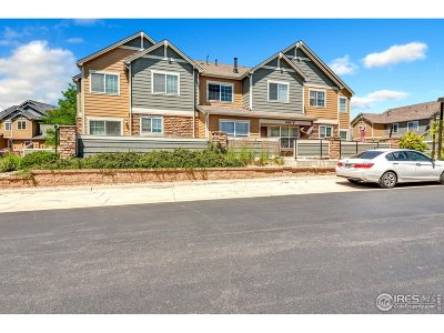 Broomfield Condo/Townhouse For Sale: 14300 Waterside Ln #3