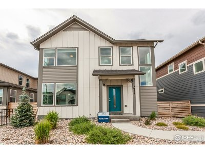 Fort Collins Single Family Home For Sale: 2957 Sykes Dr