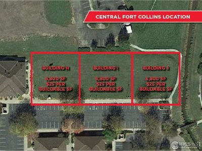 Fort Collins Residential Lots & Land For Sale: 702 W Drake Rd