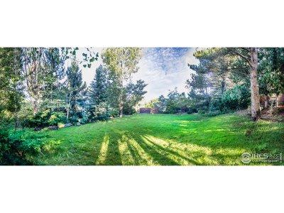 Boulder Residential Lots & Land For Sale: 2885 Island Dr