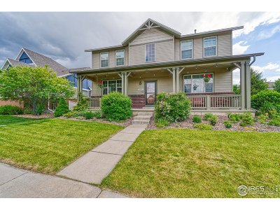 Longmont Single Family Home For Sale: 305 Homestead Pkwy
