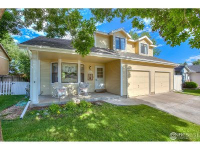 Fort Collins Single Family Home For Sale: 2921 Bassick St