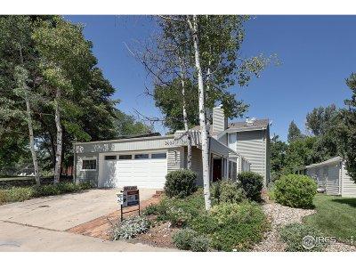 Loveland Single Family Home For Sale: 2421 Flora Dr