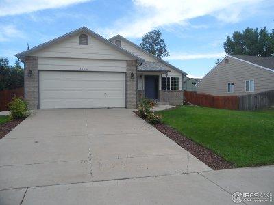 Longmont Single Family Home For Sale: 2116 Medford St