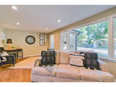 Fort Collins Single Family Home For Sale: 1825 Orchard Pl