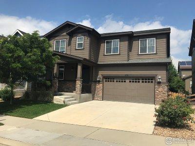 Erie Single Family Home For Sale: 572 Gallegos Cir