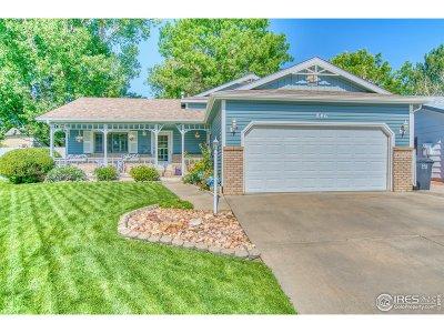Loveland Single Family Home For Sale: 846 Charter Oak Ct