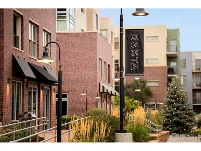 Boulder Condo/Townhouse For Sale: 3401 Arapahoe Ave #304