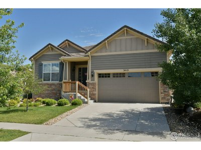 Broomfield Single Family Home For Sale: 3415 Yale Dr