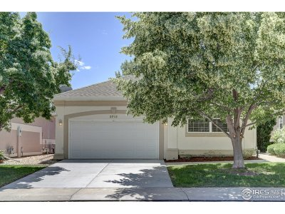 Longmont Single Family Home For Sale: 3713 Doral Dr