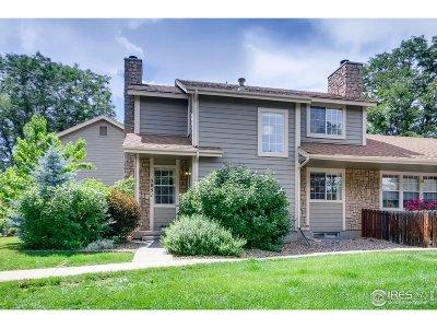 Boulder Condo/Townhouse For Sale: 3851 Paseo Del Prado