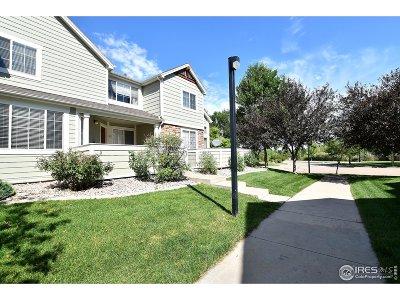 Fort Collins Condo/Townhouse For Sale: 5550 Corbett Dr #11