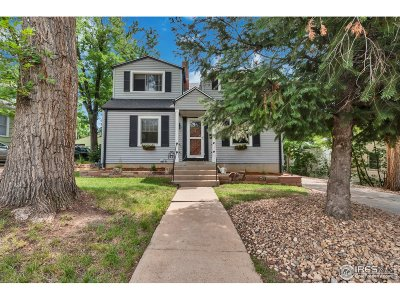 Longmont CO Single Family Home For Sale: $570,000