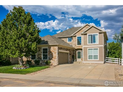 Longmont CO Single Family Home For Sale: $649,000
