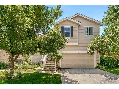 Loveland Single Family Home For Sale: 1863 Twin Lakes Cir