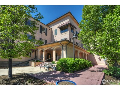 Boulder Condo/Townhouse For Sale: 4500 Baseline Rd #4103