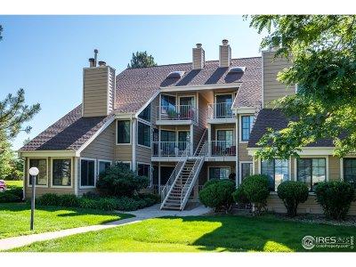 Boulder Condo/Townhouse For Sale: 5906 Gunbarrel Ave #F