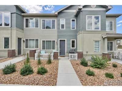 Arvada Condo/Townhouse For Sale: 15516 W 64th Loop #B