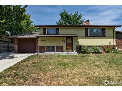 Arvada Single Family Home For Sale: 5337 Field Cir