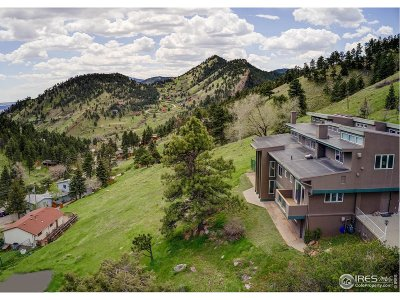 Boulder Single Family Home For Sale: 5339 Olde Stage Rd