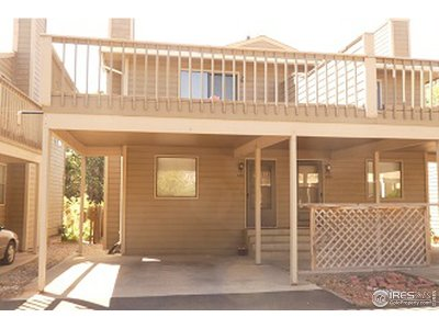 Boulder CO Condo/Townhouse For Sale: $360,000