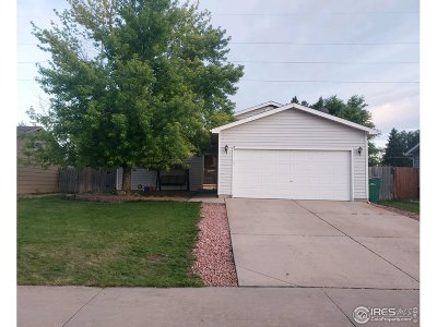 Greeley CO Single Family Home For Sale: $280,000