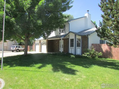 Fort Collins Single Family Home For Sale: 1425 Clementine Ct