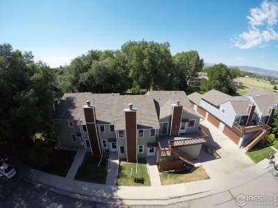Fort Collins Condo/Townhouse For Sale: 331 Sundance Cir #A801