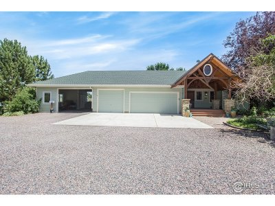 Berthoud Single Family Home For Sale: 3409 W County Road 8
