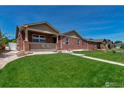 Berthoud Single Family Home For Sale: 106 E Colorado Ave