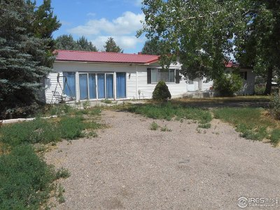 Eaton Single Family Home For Sale: 19188 County Road 76