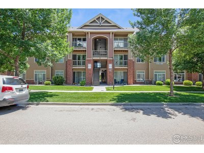 Fort Collins Condo/Townhouse For Sale: 2450 Windrow Dr