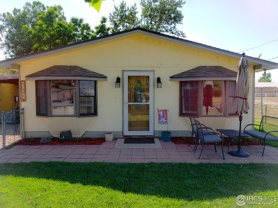Greeley Single Family Home For Sale: 1941 Cherry Ave