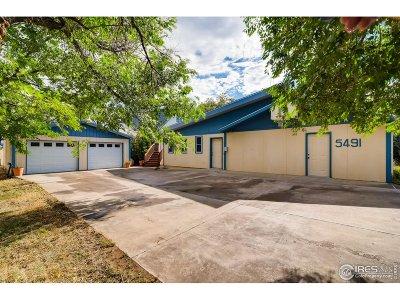 Loveland Single Family Home For Sale: 5491 Glade Rd